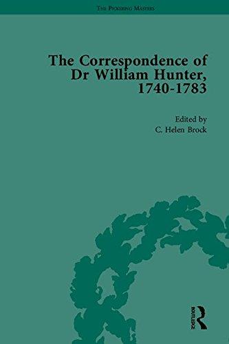 Download Correspondence of Dr. William Hunter (2 volume set) ebook