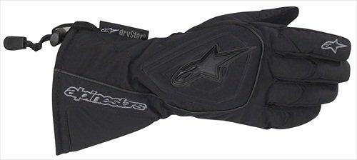 Alpinestars Oslo Women's Street Motorcycle Gloves - Black / Large