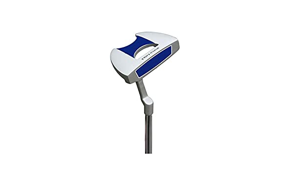 Canness-Sports Aleación de Zinc Acero Inoxidable Putter de ...