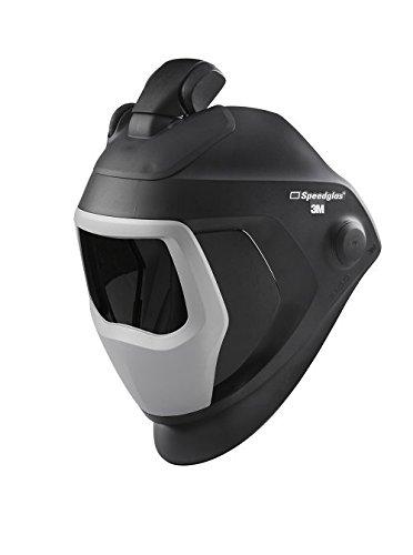 Black 3M Speedglas Quick Release Welding Helmet Shell 9100 QR 06-0300-52QR Adjustable