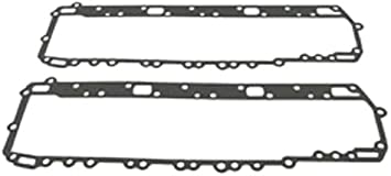 Sierra 18-2574-9 Exhaust Cover Gasket Pack of 2 Sierra International SR18.2574.9