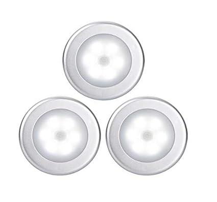 MTSZZF Luz de Sensor de Movimiento, Luz LED de Pared Nocturna con batería sin batería
