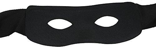 Bank Robber Costume Mask (Adventure Five Bandit Zolo Eye Mask Non-Woven)