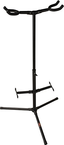 Support Double Guitar Stand - C3 Double Tripod Base Dual Guitar Stand (CS-GS2)