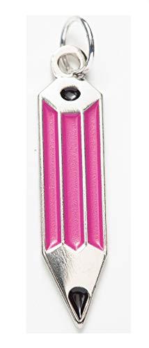 Silverplate Pink Enamel - Tino's Golf 3/4