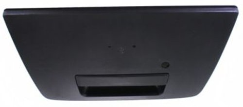 Cpp Textured Black Tailgate Handle With Keyhole For 2004