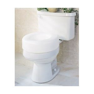 GU30250EA - Guardian Economy Raised Toilet Seat 250 lbs.