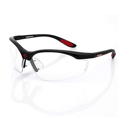 Gearbox Vision Eye Wear (Head Goggles Racquetball)