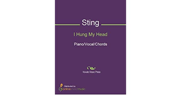 I Hung My Head Kindle Edition By Johnny Cash Sting Arts