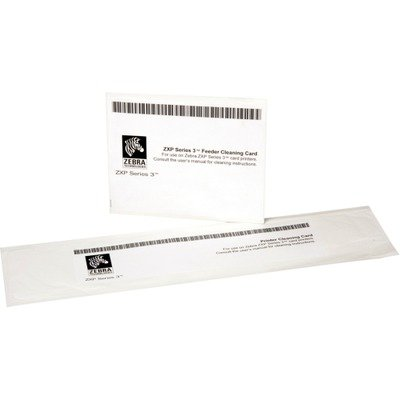 2RT3910 - Zebra Cleaning Cards