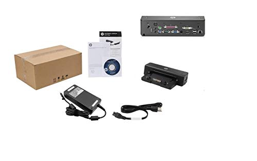 (Hewlett Packard 230W Docking Station A7E34 for Select EliteBook and Probook Models)