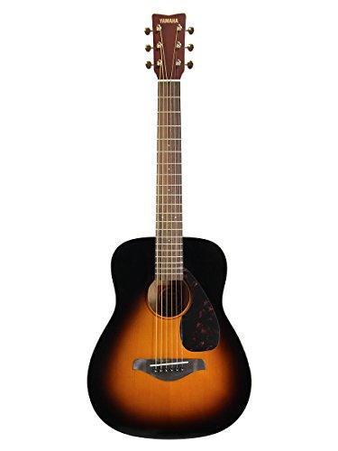 185ed9a1a6 Yamaha JR2 Junior-Size 33-Inch Acoustic Guitar - Tobacco Sunburst Bundle  with Gig Bag, Tuner, Strings, String Winder, Picks, Austin Bazaar  Instructional DVD ...