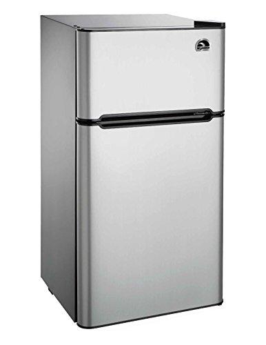Igloo FR459 Refrigerator Freezer Platinum
