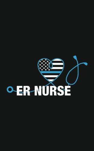 ER Nurse Pocket Notebook - Er Nurses Rock