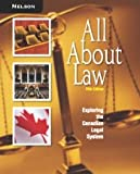 All About Law: Exploring the Canadian Legal System, 5th edition