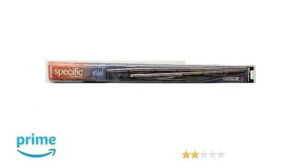 Klaxcar 33727X - Juego de escobillas para limpiaparabrisas (2 unidades, 650 mm/26