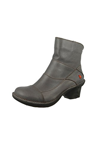 Art Leather Boot Stivaletto Oteiza grigio grigio 0621, ART Schuhe Damen:38