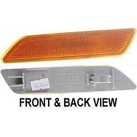 CHRYSLER SEBRING 07-08 FRONT SIDE MARKER LAMP LEFT SIDE, Lens & Reflector US Auto Parts
