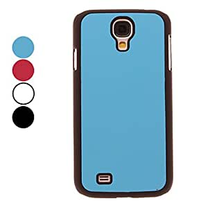 GHK - Durable Hard Case for Samsung Galaxy S4 I9500 (Assorted Colors) , Red
