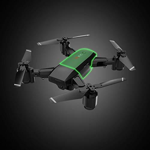 S30 2.4G RCドローン720P WifiカメラFoldableミニQuadrocopter GPSドローン(カラー:ブラック)