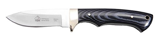 Puma SGB Blacktail Micarta Hunting Knife with Ballistic Nylon Sheath