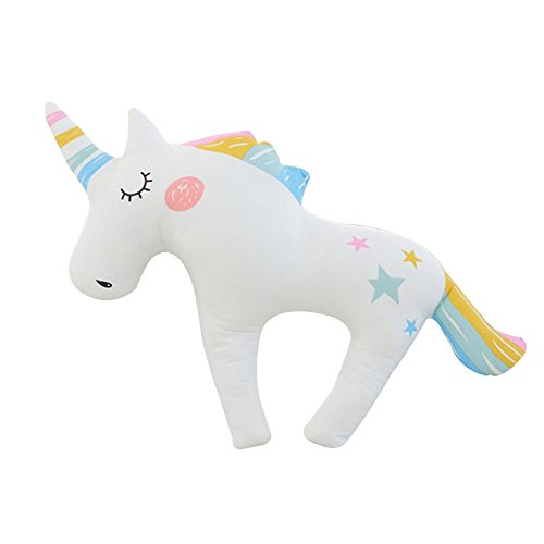 Decoration Doll Christmas (TiTa-Dong Flying Horse Doll Throw Pillow Soft Animals Toys Cushion Decorative Couch Pillow Birthday Christmas Gift Home Baby Bedroom Nursery Bedroom Decoration)