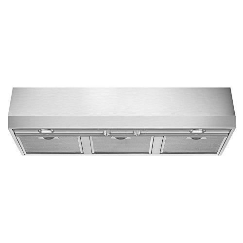 "Smeg 36"" Pro-Style, Under Cabinet Hood, Stainless Steel. KUC36X"