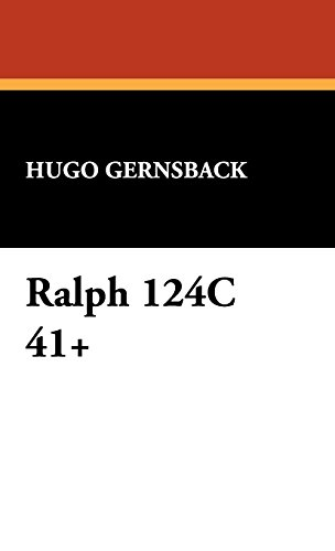 book cover of Ralph 124C41+