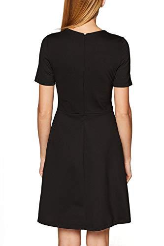 Vestito Esprit Nero Donna 001 black Hxqd4w