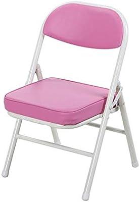 YYHSND Chaise Pliante Siège d'enfant Cadre en Acier Chaise