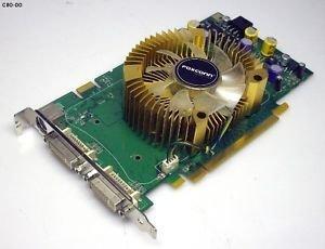 Foxconn 8600GTS-256 OC700/2200 NVIDIA Graphics Driver for Windows Mac