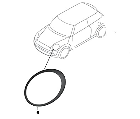 Mini Cooper Front End Diagram
