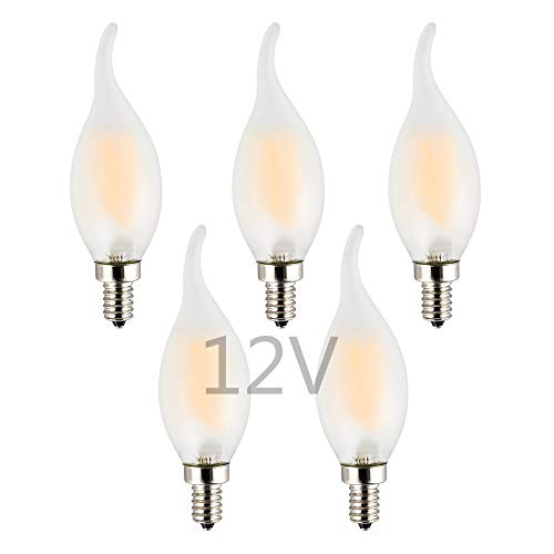 Low Voltage Led Candelabra Light Bulbs in US - 5