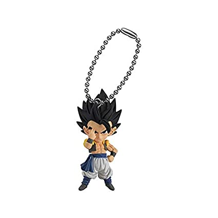 Amazon.com: Dragon Ball Udm Burst 35 Figure Swing Keychain ...
