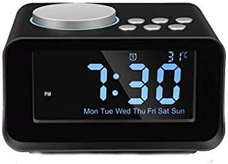 CXWJD Reloj Despertador Reloj Despertador electrónico Alarma ...
