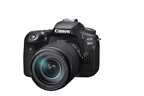 Canon EOS 90D Digital SLR Camera with 18-135 is USM Lens with 16GB Card 4