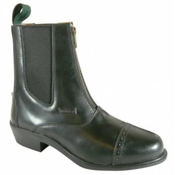 Black Richmond Boot Leather Richmond Toggi Toggi Richmond Leather Toggi Boot Black WZW0zXa