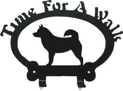 Dog Leash Hook – Alaskan Malamute (Time for a Walk), My Pet Supplies
