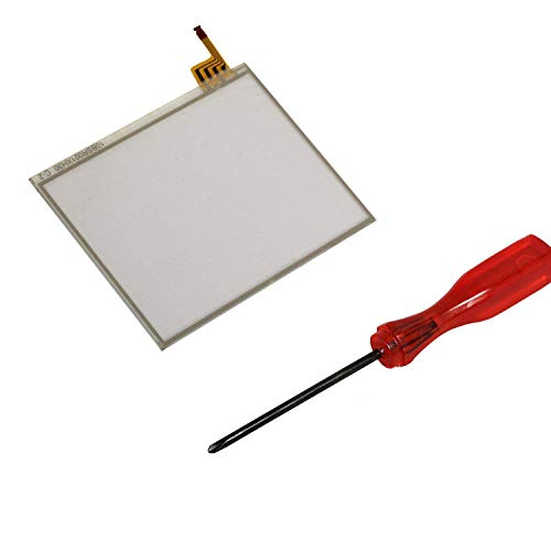 Timorn Replacement Touch Screen Digitizer Lens Touchpad for NDSL NDS Lite DSL (1 Set)
