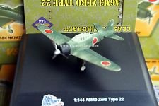 21st Century Toys Aircraft (Classic Aircraft: A6M3 Zero Type 22 Scale: 1:144)