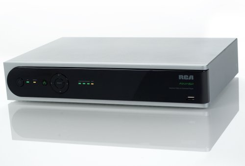 RCA Akimbo Video On Demand Player Featuring the Akimbo Service