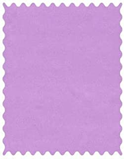 product image for SheetWorld 100% Cotton Percale Fabric by The Yard, Solid Lilac Woven, 36 x 44
