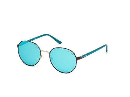 Sonnenbrille braun Guess matt GU3027 dunkel YFnB0qw