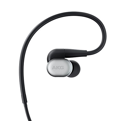 AKG N30 (Canal type earphone high resolution 2 WAY) (Dynamic / BA) 【Hybrid / cable detachable type】AKGN30SIL (Silver) [Japan domestic regular item]