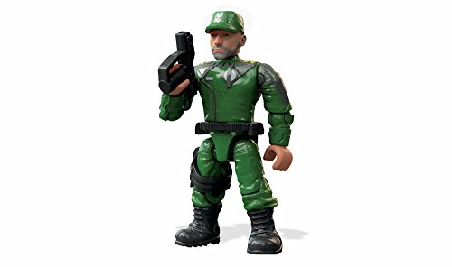 Mega Construx Halo Heros Legendary Spartans Capt. Cutter
