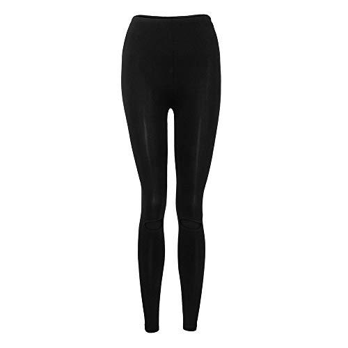 Pantalon Denim Motifs Jeans Trou Haut Brod Jeans en Femme Noir Basic SANFASHION Taille Floraux Simple qf0SzdXwxw