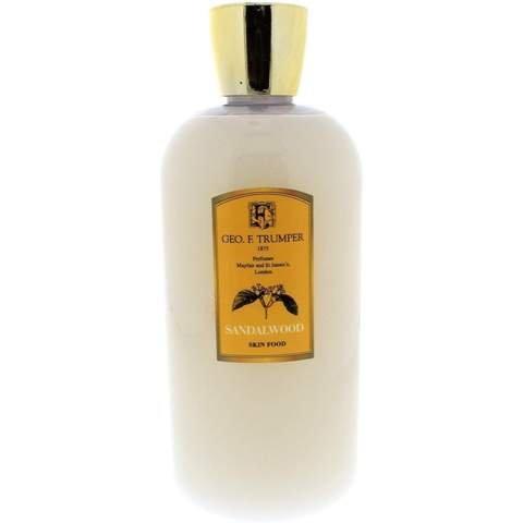 (Geo F Trumper Sandalwood Skin Food (500 ml))