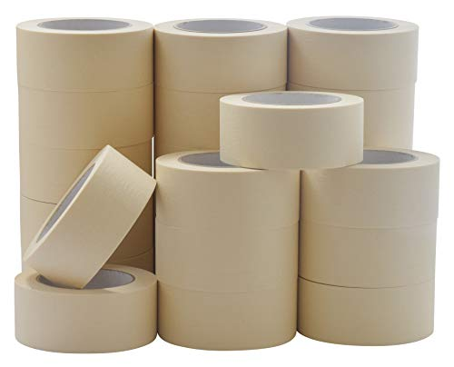 - JAK Industrial Masking Tape for General Purpose / Painting - CASE of 24 - 2