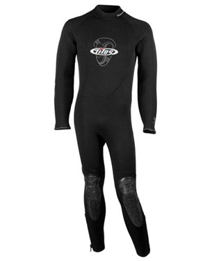5228ada277 Image Unavailable. Image not available for. Color  Tilos Men s 5 4mm  Titanium Cold Water Semi-dry Seal Suit for Scuba Diving