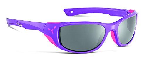 Pink soleil 1500 M Shiny Grey Cébé JORASSES MEDIUM Purple Jorasses de Lunettes vwOzZxOq